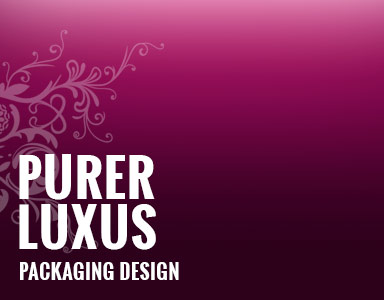 Packaging Design Murnauer Luxury (Werbeagentur Köln, BRANDIT)