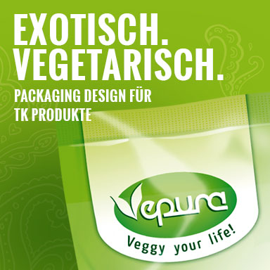 Vepura Packaging Design (Werbeagentur Köln, BRANDIT)